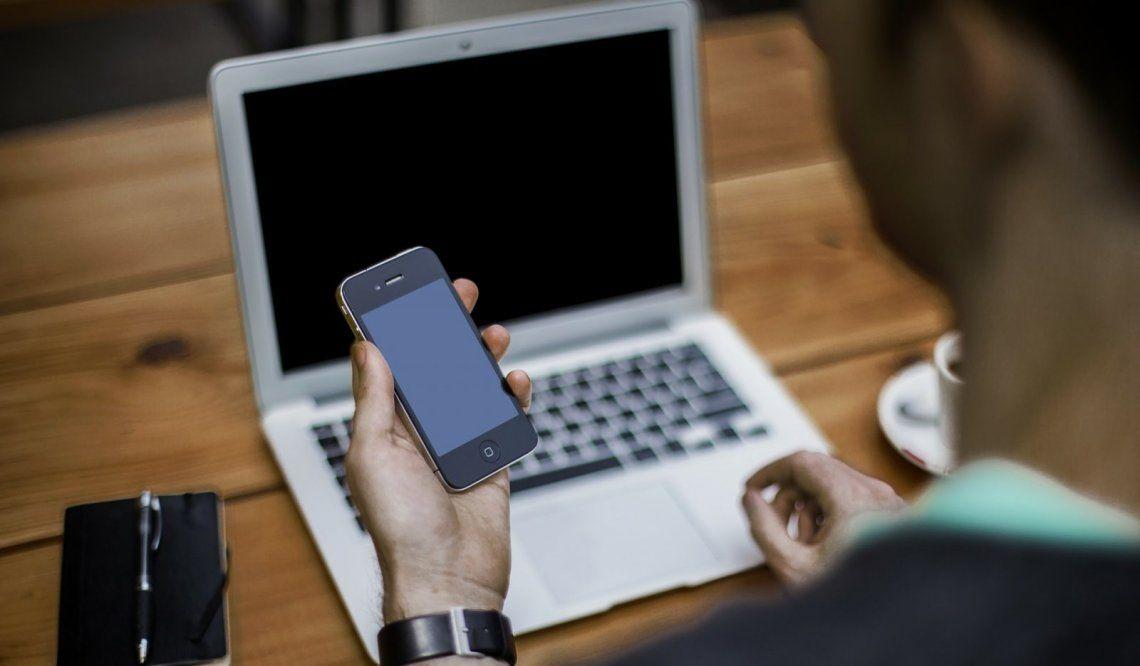 La Nube en tiempos de pandemia: cada vez más personas usan los dispositivos móviles para trabajar