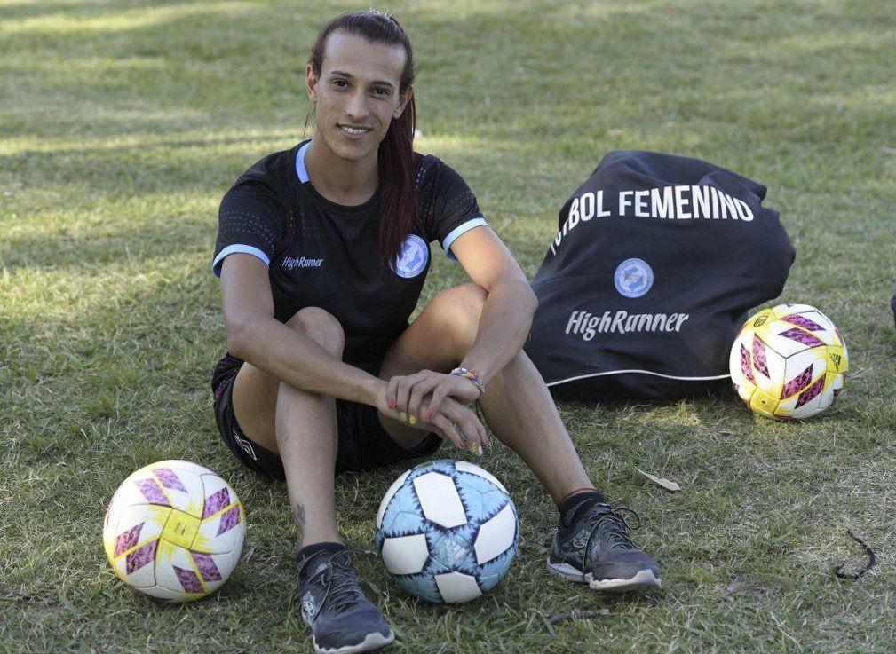 El fútbol me salvó la vida, reveló Mara Gómez, la futbolista trans que espera la habilitación de la AFA