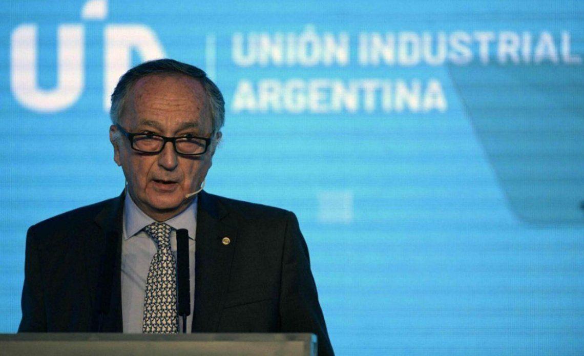 La economía cayó por la pandemia, no por la cuarentena, sostuvo Miguel Acevedo, presidente de la UIA