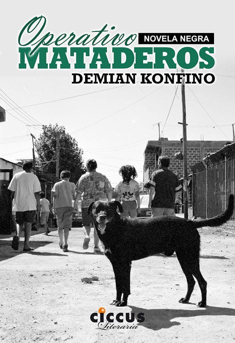 Un crimen a esclarecer en los bordes de la ciudad, temática de una nueva novela negra