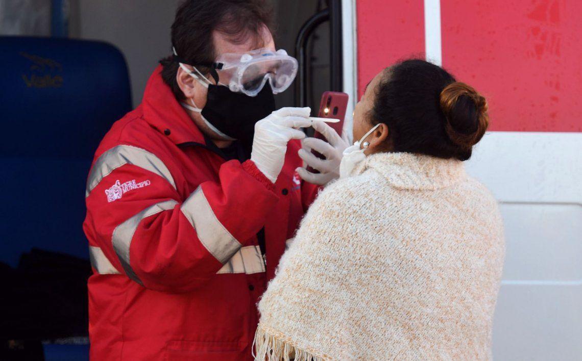 Coronavirus en Argentina: confirmaron nuevos 2146 casos y los infectados ya superan los 90.000