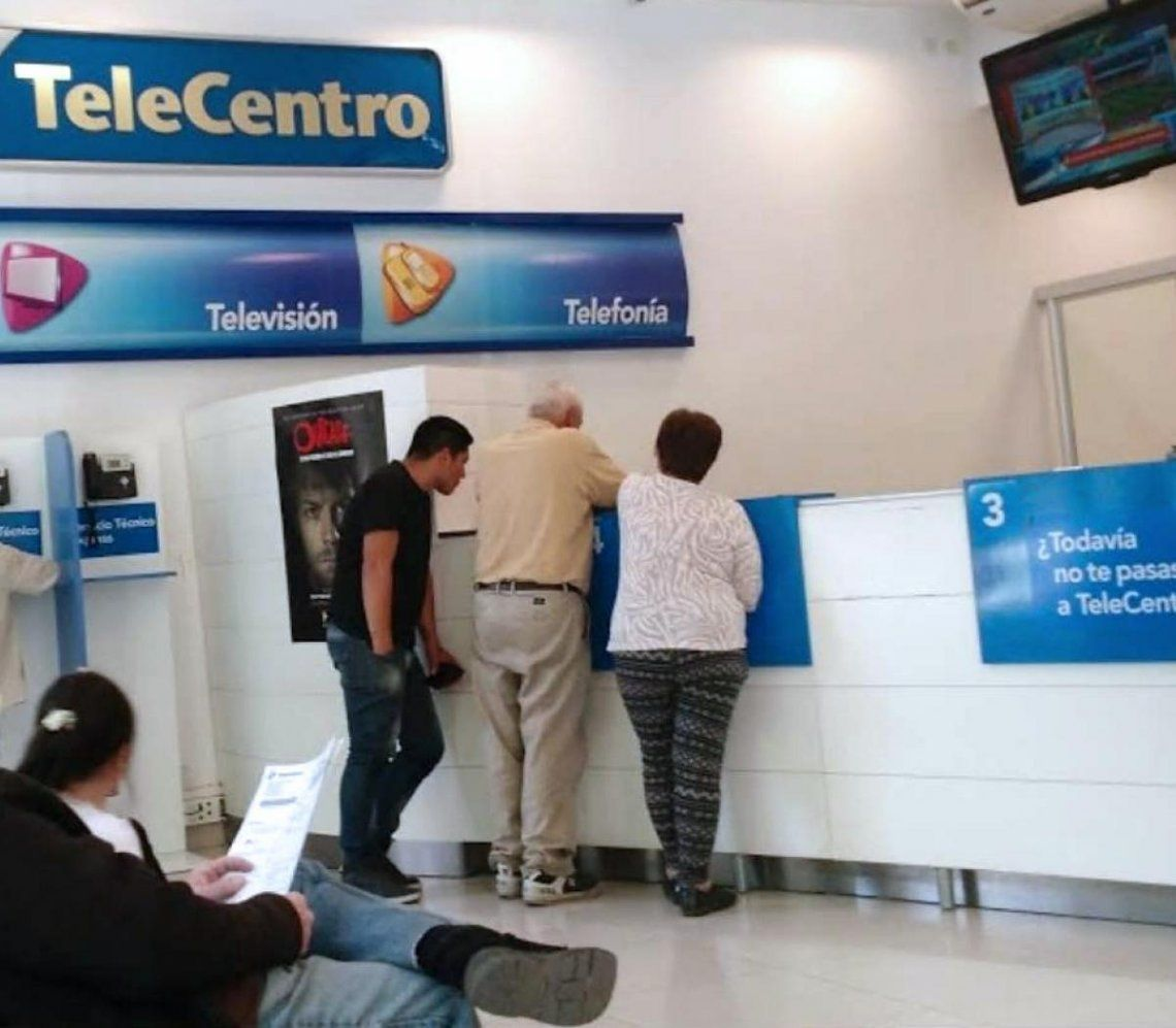 Imputan a Telecentro, Telecom y Telefónica de Argentina por incumplir servicio