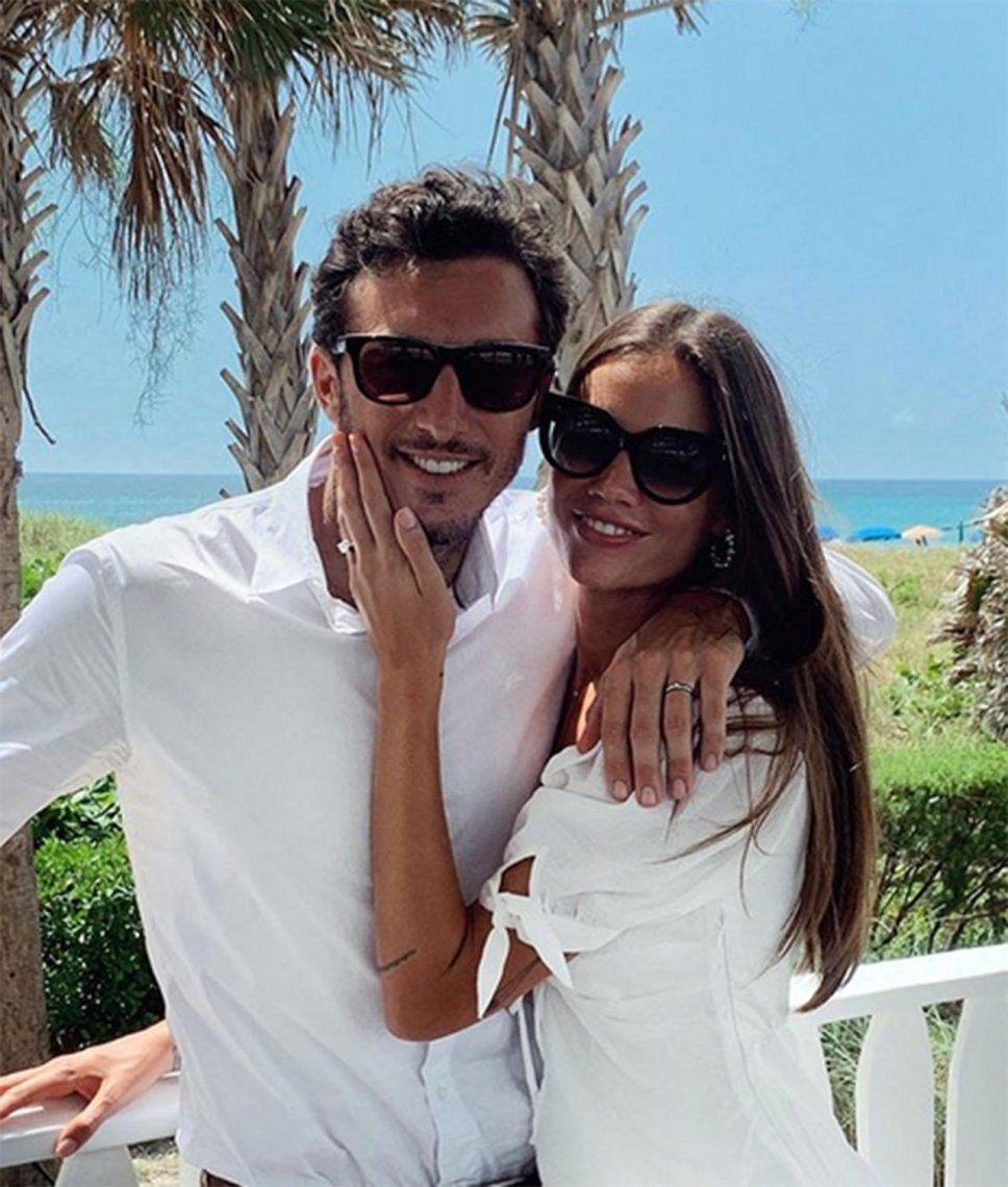 ¡Bomba! Se casa Pico Mónaco con su novia modelo tras una breve relación