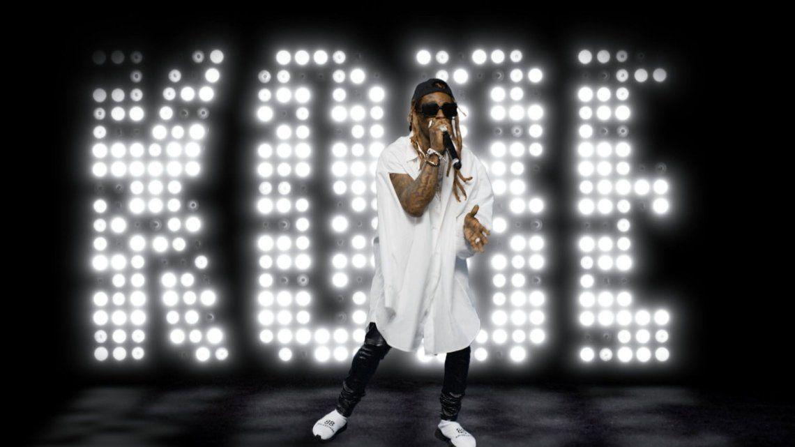Lil Wayne interpretó su canción Kobe Bryant