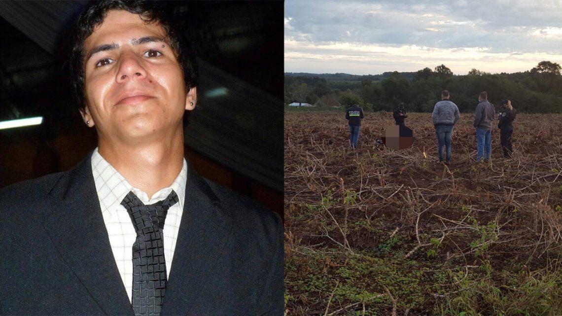 Cosechaba mandioca y lo alcanzó un rayo: murió junto a su perro rottweiler
