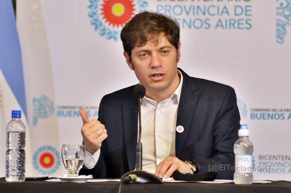 Axel Kiciloff sobre la desaparición de Facundo Astudillo Castro: No vamos a encubrir a nadie