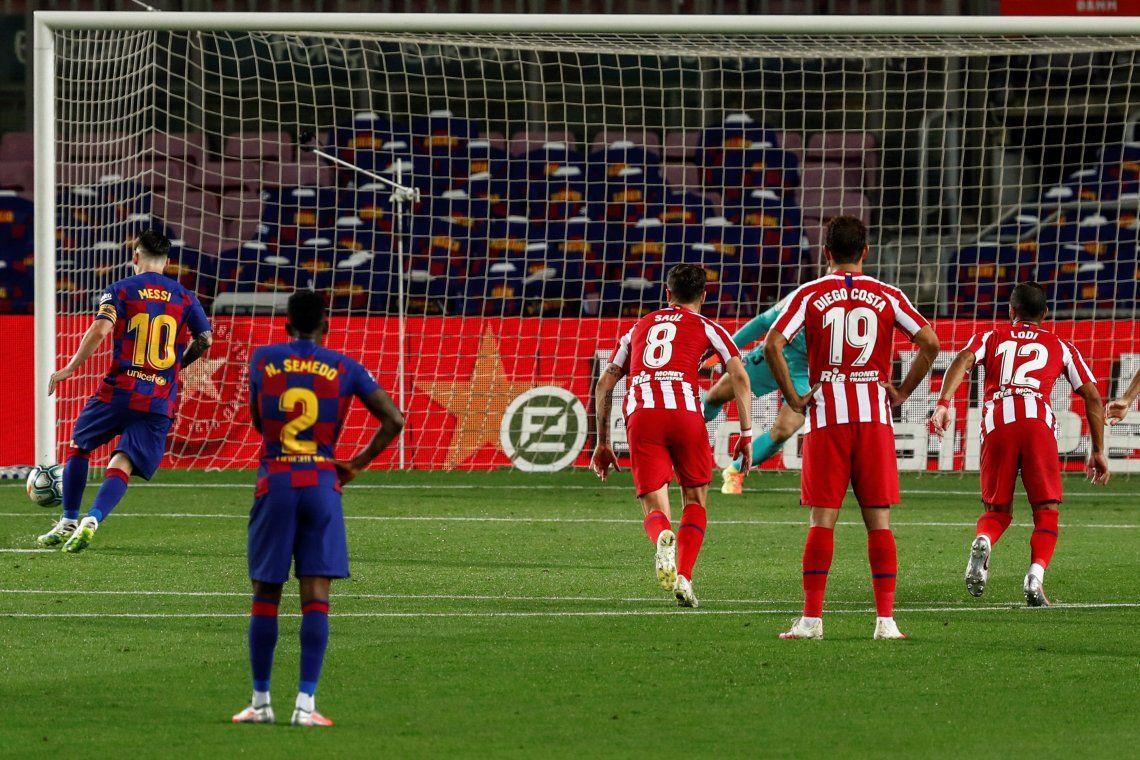 Video | Picada para la historia: Messi llegó a los 700 goles con otra genialidad