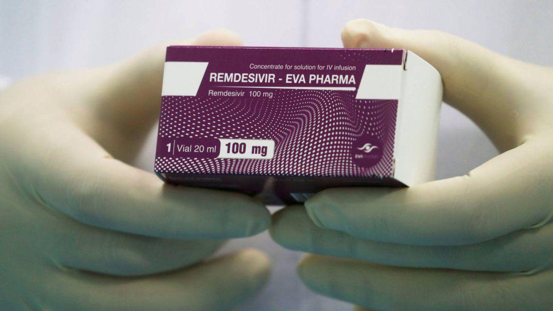 Coronavirus: EE UU compró casi todo el stock mundial del Remdesivir, único tratamiento aprobado