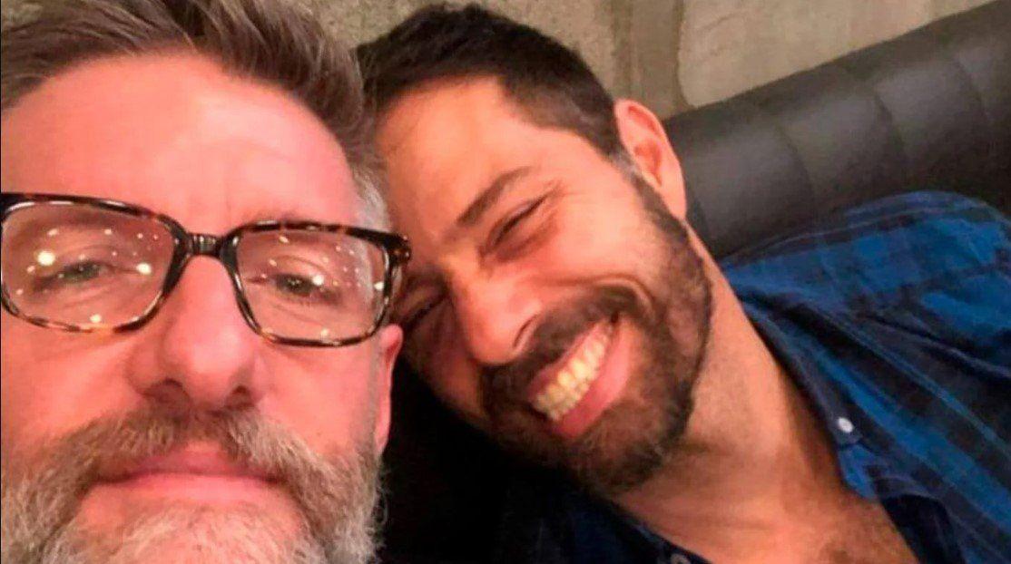 Sorpresivo: Luis Novaresio se casa con su novio Todo lo que amo a este tipo