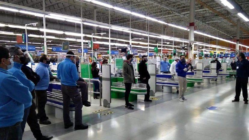 Coronavirus: empleados de Walmart denuncian que la empresa oculta información por un nuevo caso