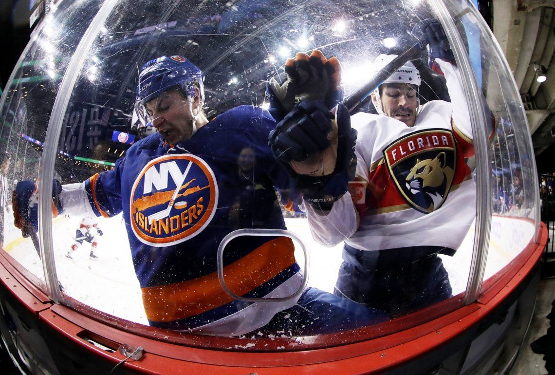 Determinación: plata. New York Islanders vs Florida Panthers