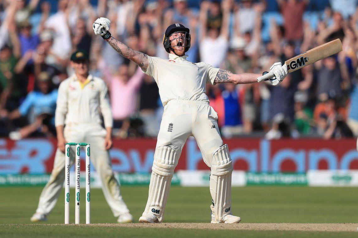 Alegría: oro.Inglaterra contra Australia en la cuarta Prueba de Cenizas en Headingley