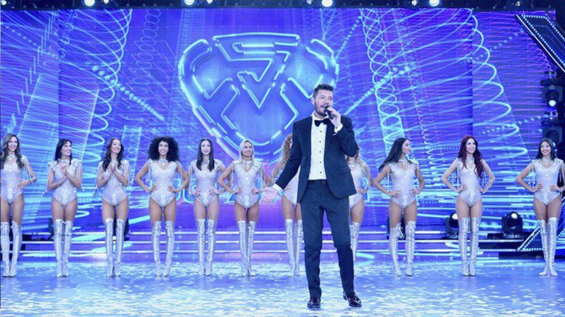 Marcelo Tinelli juega al humor vía streaming y patea el baile para adelante