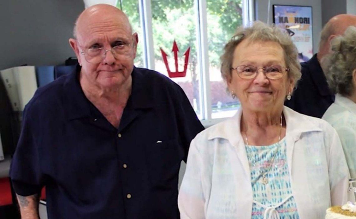 Juntos hasta el final: estuvieron casados 53 años, tuvieron coronavirus y murieron tomados de la mano