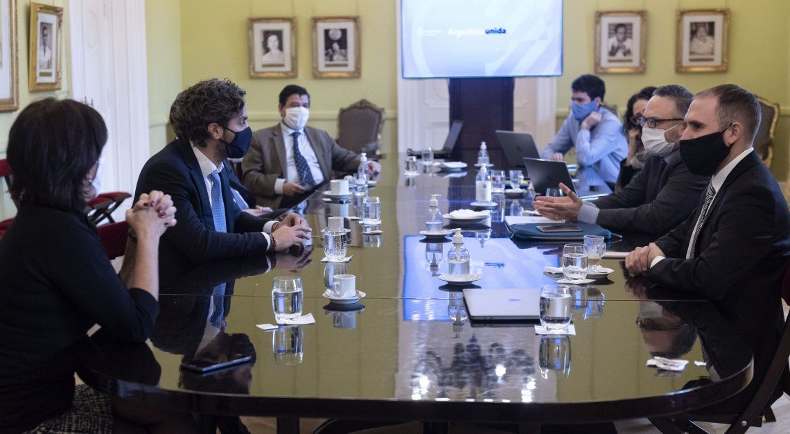 Esta semana se multiplicaron las reuniones del Gabinete Económico en la Rosada y fueron convocados todos los ministros.