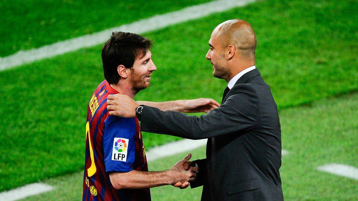 Opinión | Messi y el Barça extrañan a Pep Guardiola