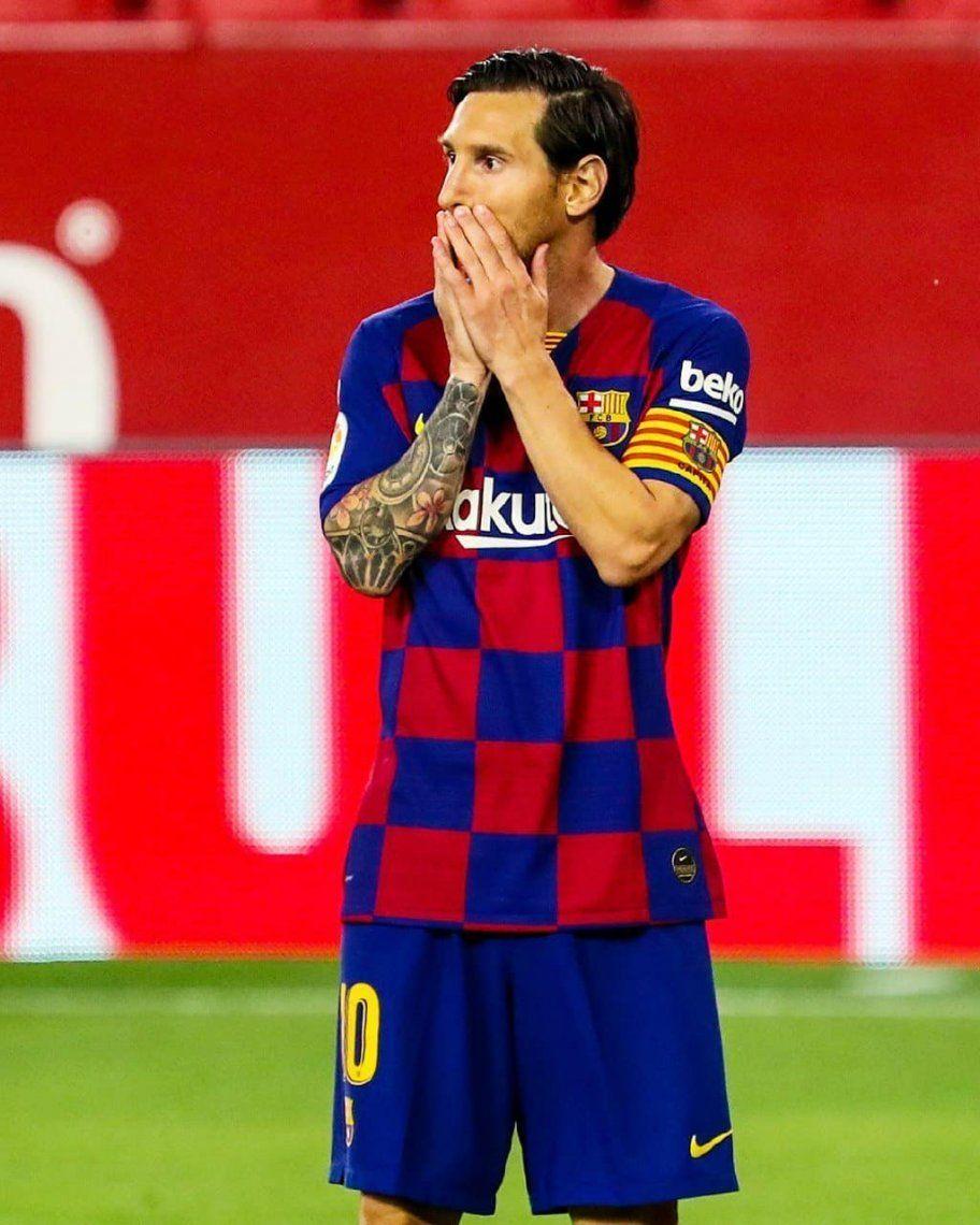 Papelón de Nike: retiran de la venta la camiseta del Barcelona porque destiñe
