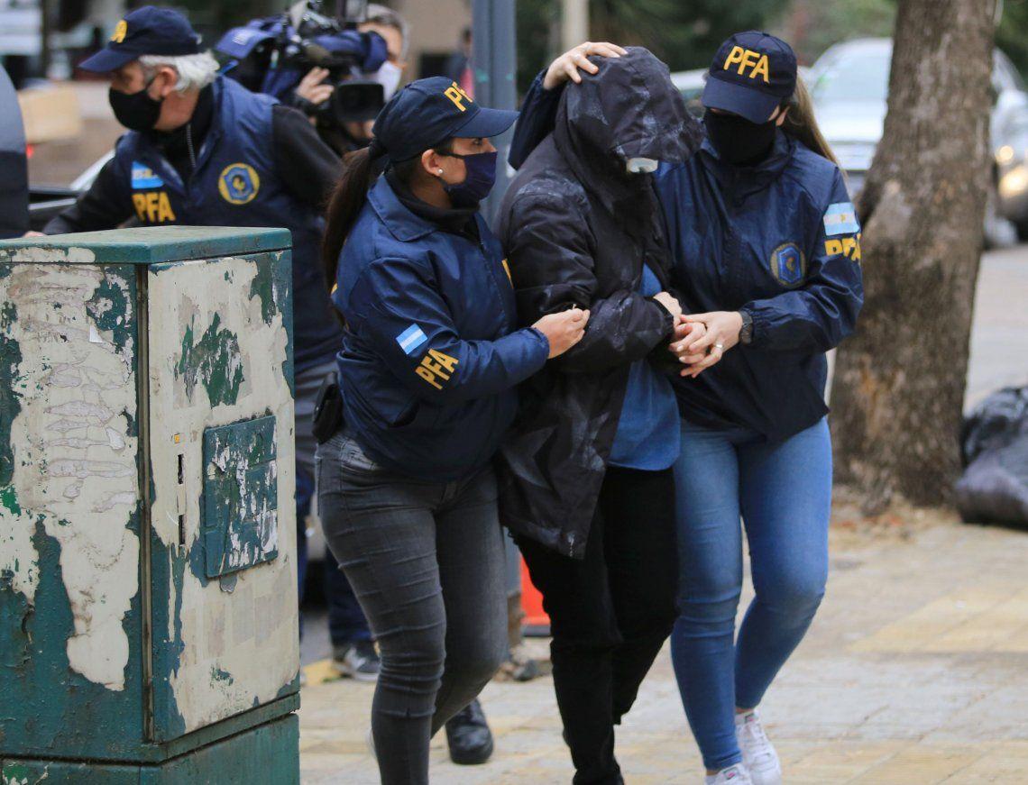 Espionaje ilegal: excarcelaron a Susana Martinengo