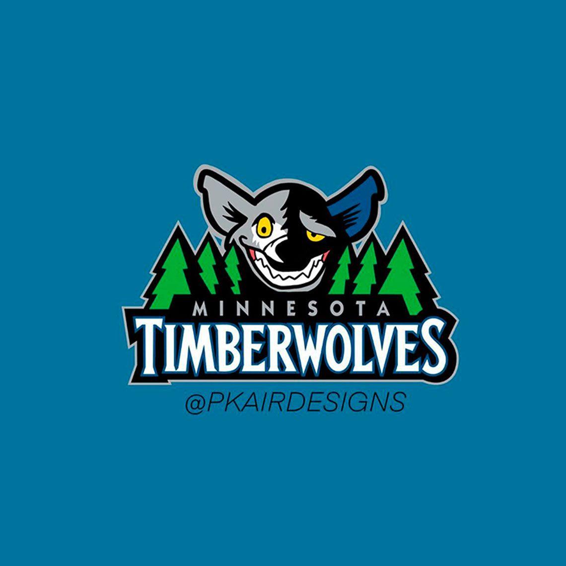 Así se verían los logos de los equipos de la NBA con personajes de Disney