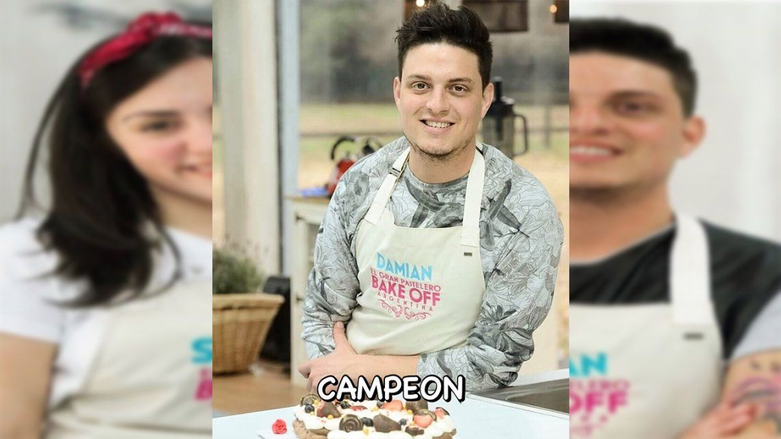 Rating: la gran final de Bake off fue lo más visto del domingo