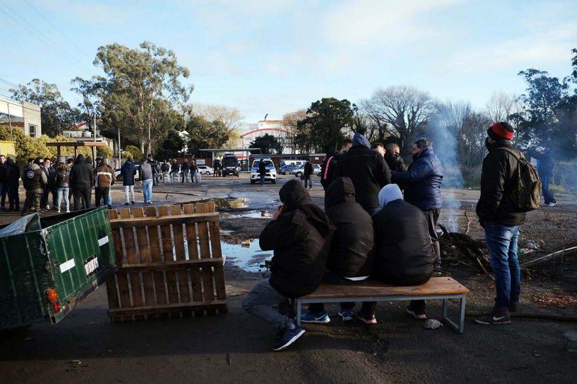 Mar del Plata: tres heridos en un enfrentamiento entre facciones de la UTA