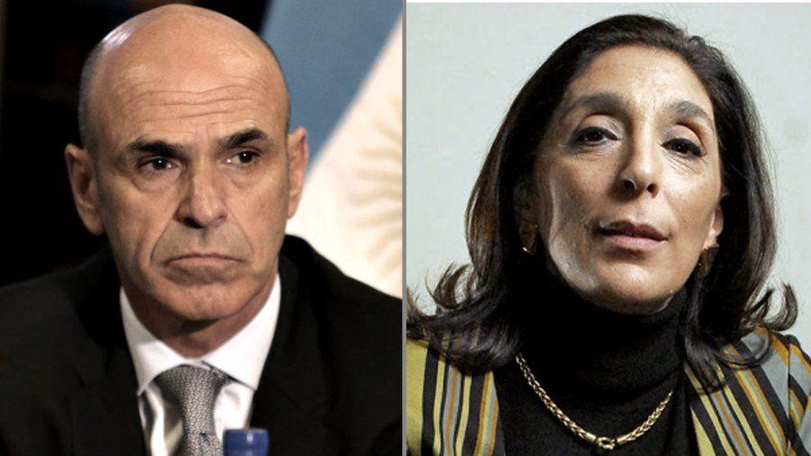 Espionaje ilegal: citan a indagatoria a Gustavo Arribas y a Silvia Majdalani