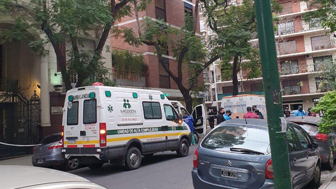 Palermo: activaron protocolo COVID en un geriátrico y trasladaron a 11 residentes