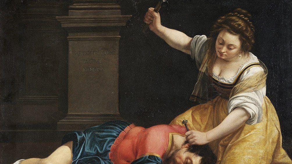 Quién fue Artemisia Gentileschi, el personaje del doodle de hoy, miércoles 8 de julio
