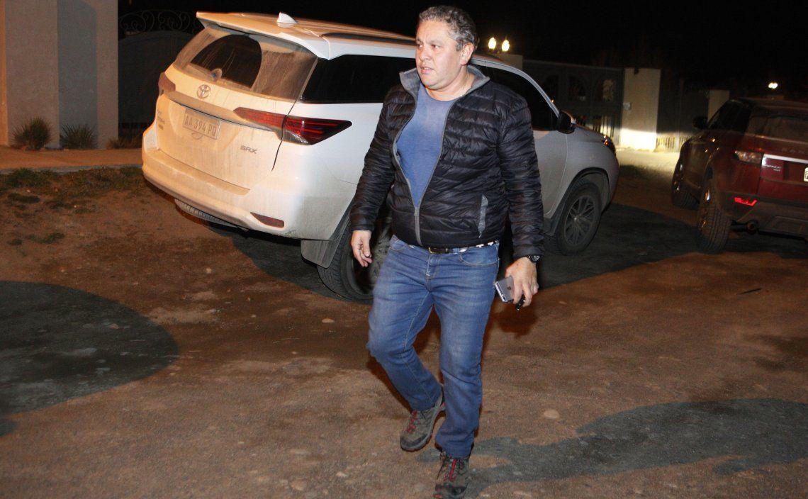 Fabián Gutiérrez fue asfixiado y enterrado en la casa que alquilaba uno de los detenidos.