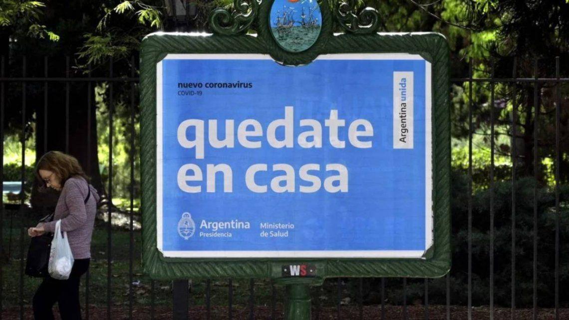 Coronavirus en Argentina: reportan 13 nuevos fallecidos y ya suman 1707 desde el comienzo de la pandemia