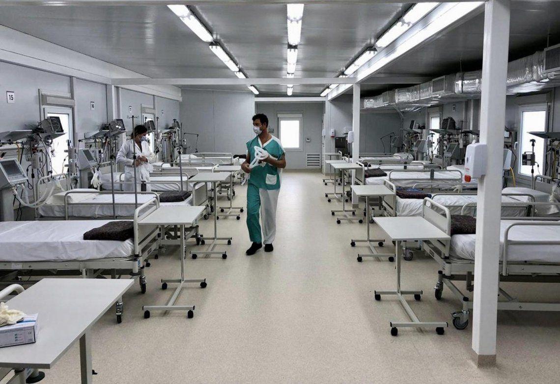 El hospital modular