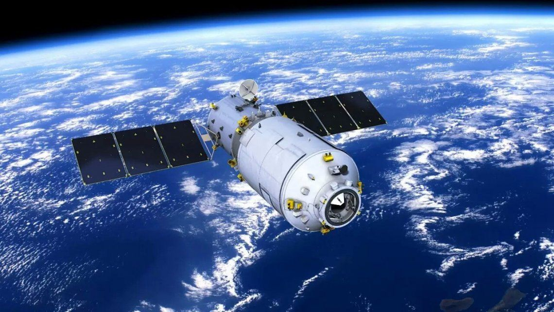 Carguero con basura espacial se desintegró en la atmósfera