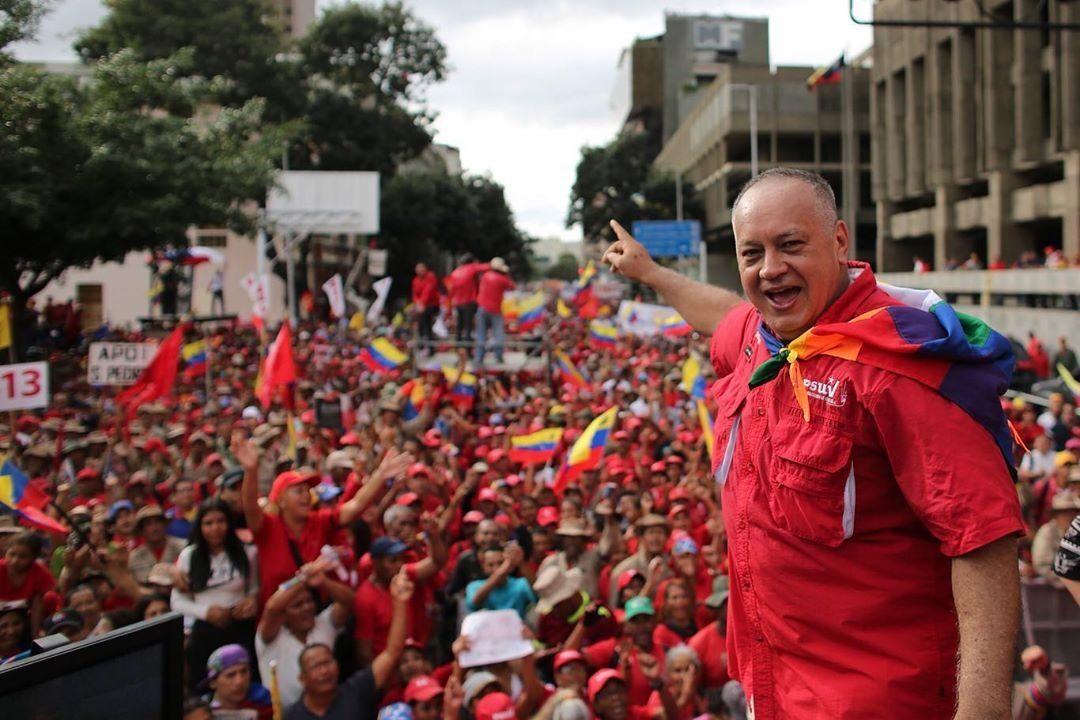 Venezuela: Nicolás Maduro informó que el número dos del partido chavista tiene coronavirus