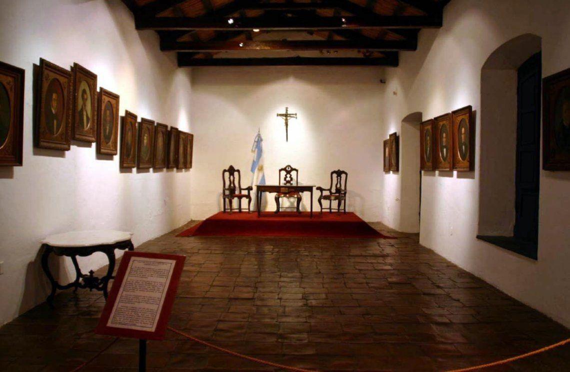 Actividad paranormal: fantasmas patrióticos residen en la Casa de Tucumán
