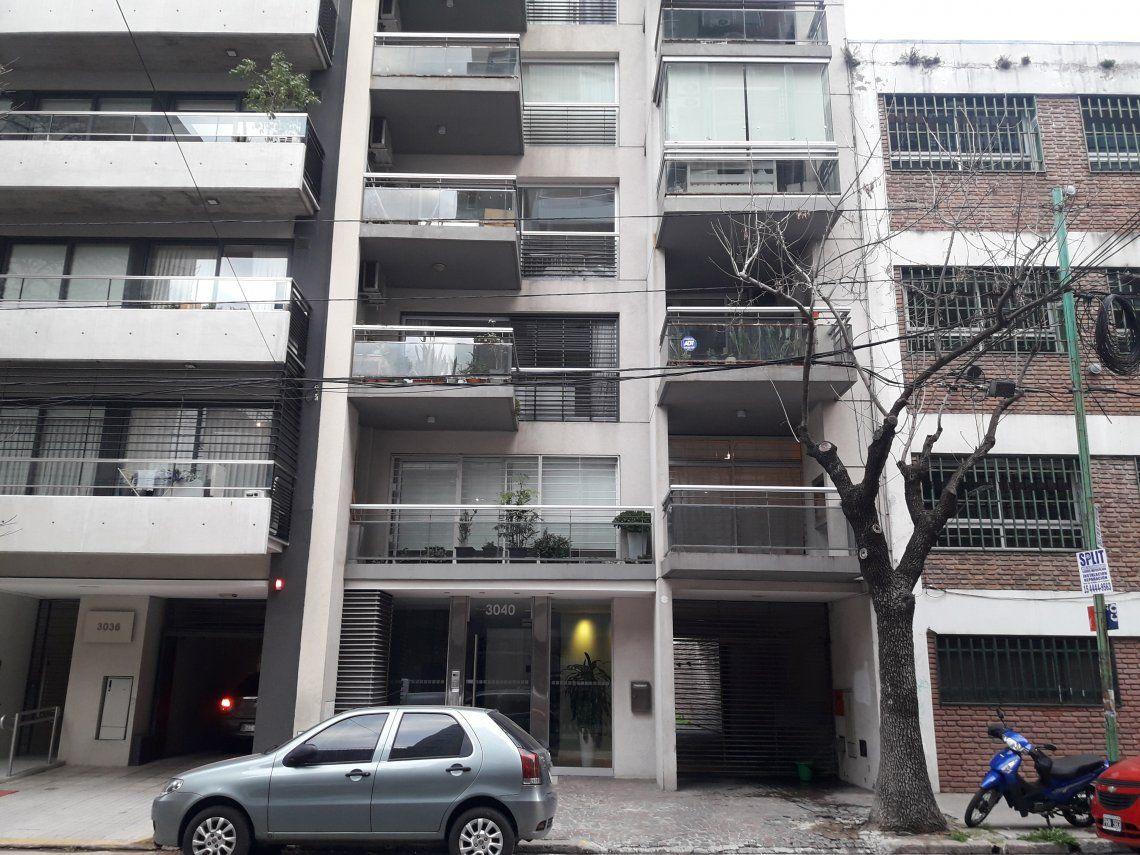 Aysa reportó que en el edificio de Belgrano hay buena presión de agua