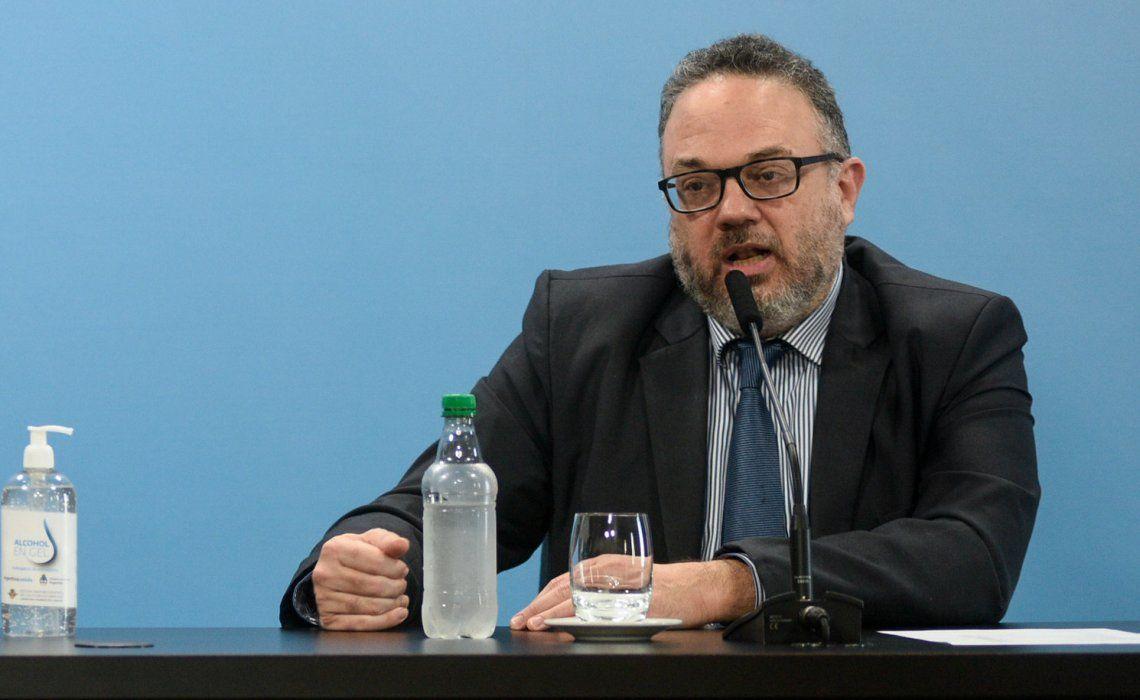 Kulfas remarcó que el gobierno está proyectando la salida de la crisis por el coronavirus.