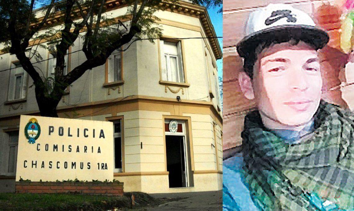 Dramático hecho en Chascomús: sospechas por otro joven muerto en una comisaría