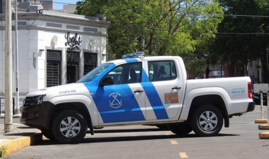 La Policía Federal detuvo a los tres involucrados en el robo a la Prefectura en Ezeiza