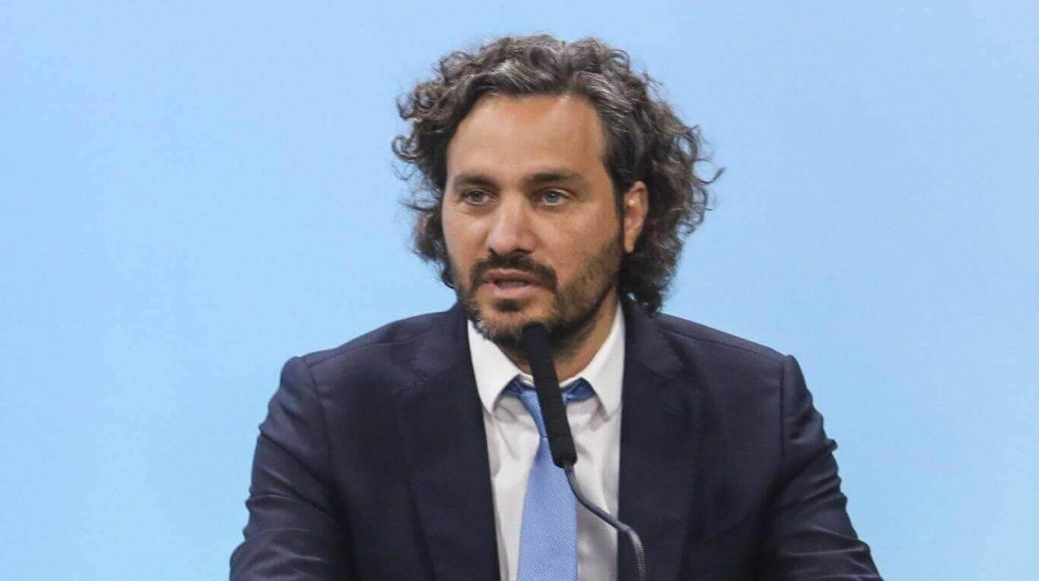 Santiago Cafiero: En el AMBA las decisiones deben seguir siendo conjuntas