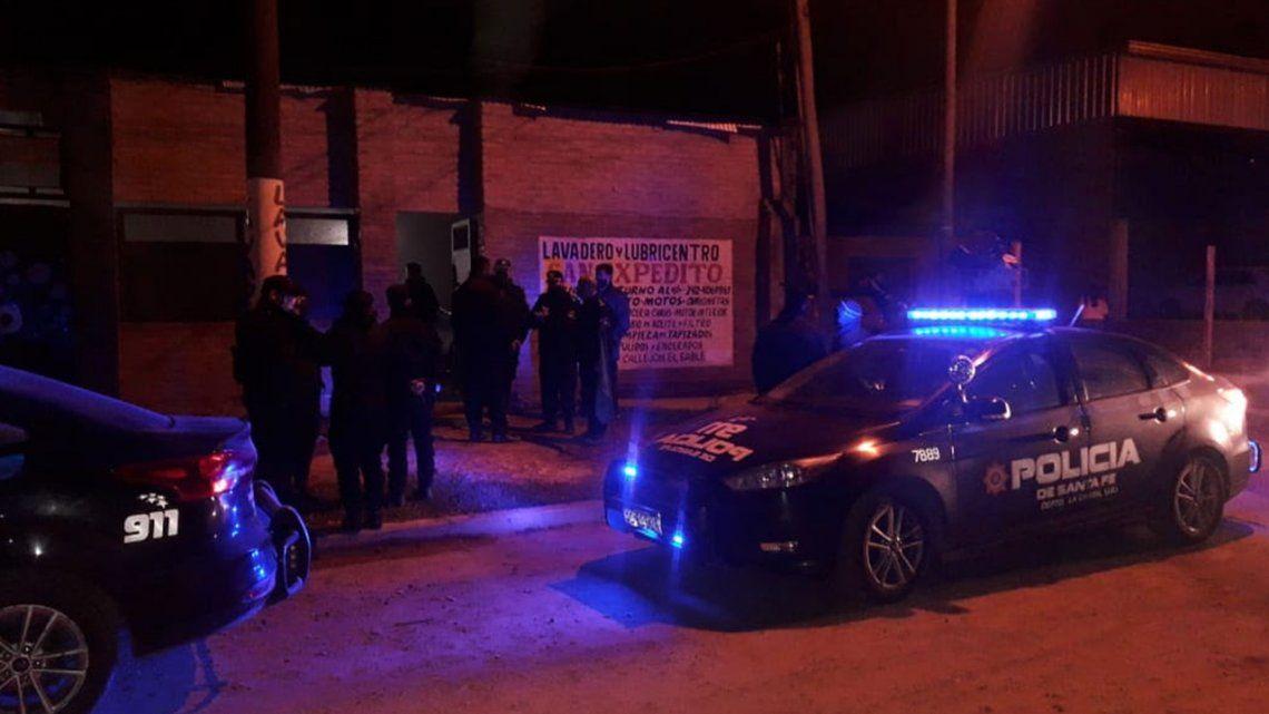 Santa Fe: desbaratan fiesta de 15 con 300 invitados