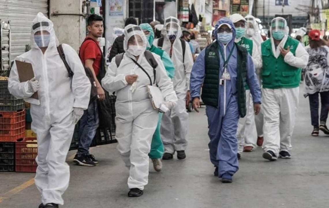 América Latina se convierte en segunda región del mundo con más muertos por coronavirus