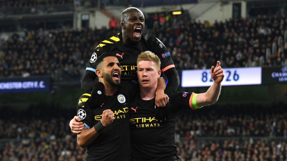 Buenas noticias para el Manchester City: el TAS levantó la sanción y podrá jugar la Champions