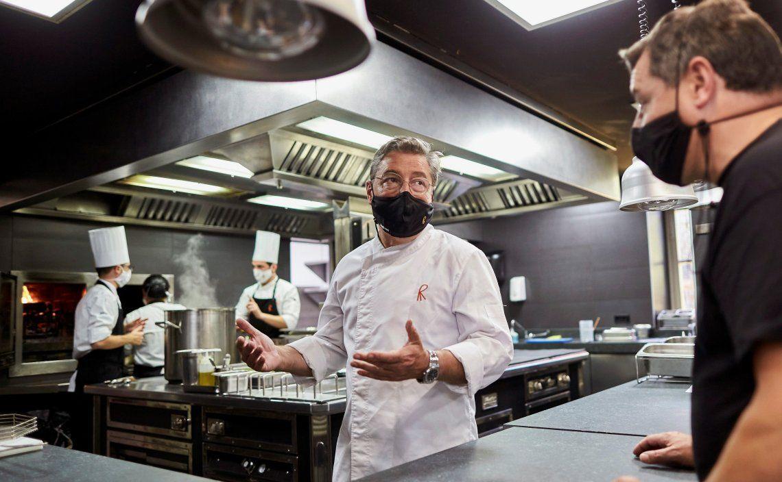 El número de empresas gastronómicas que prevén el cierre -de continuar la situación actual- alcanza el 74%.