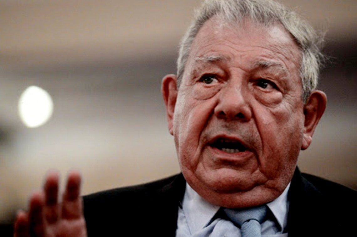 Falleció el jurista Julio Maier, ex integrante de Justicia Legítima