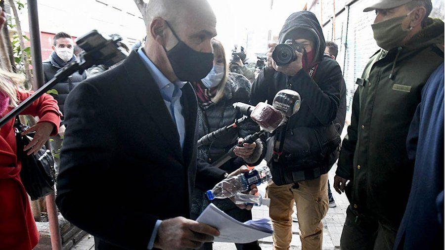 Gustavo Arribas, jefe de la AFI durante el gobierno de Macri, negó espionaje ilegal a Cristina Kirchner y el Instituto Patria