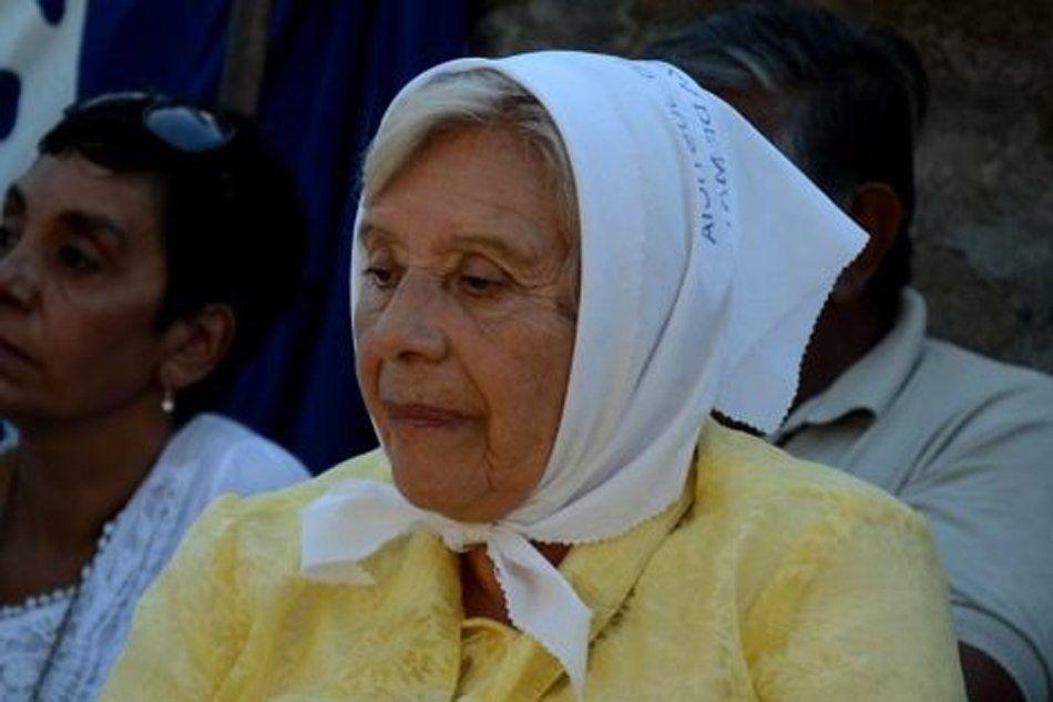 Murió Antonia Segarra, integrante de Abuelas de Plaza de Mayo