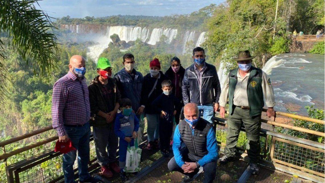 Balance positivo tras la reapertura de las Cataratas del Iguazú y el turismo interno en Mendoza