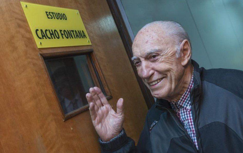 Cacho Fontana se contagió coronavirus y está internado