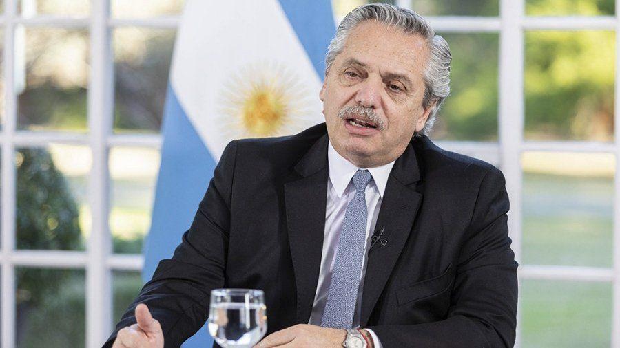 Alberto Fernández: Hasta el 16 de agosto vamos a mantener las cosas como están hoy