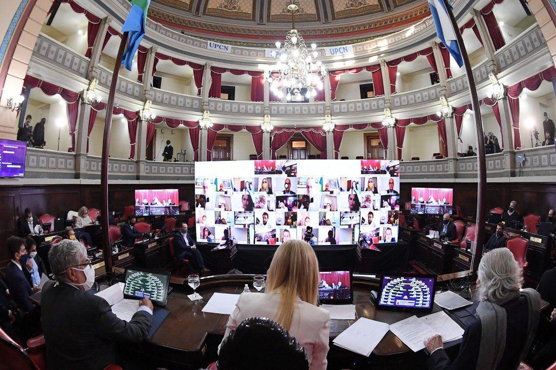 Teletrabajo: el Senado escuchará a empresarios antes de emitir dictamen a la ley